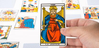 Significado de La Justicia en el Tarot