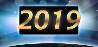 Horóscopo 2019 - ¿Ya Sabes Cómo Viene tu Año?