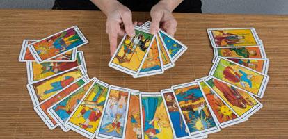 Interpretación de los Arcanos Mayores del Tarot