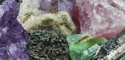 Piedras, Metales y Colores para los Signos de Aire
