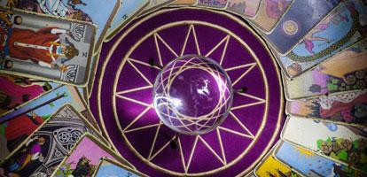 La Tirada de Tarot del Círculo Encantado