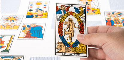 Significado de El Mundo - Arcanos Mayores del Tarot