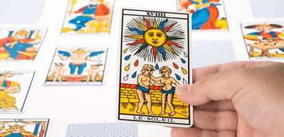 Significado de El Sol - Arcanos Mayores de El Tarot