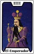 Significado de la carta del tarot El Emperador