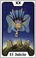 Significado de la carta del tarot El Juicio