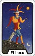 Significado de la carta del tarot El Loco