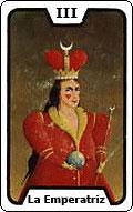 Significado de la carta del tarot La Emperatriz