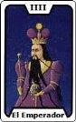 Signifiacdo de la carta de tarot EL Emperador