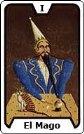 Signifiacdo de la carta de tarot El Mago
