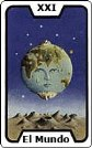Signifiacdo de la carta de tarot El Mundo