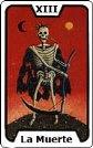 Signifiacdo de la carta de tarot La Muerte